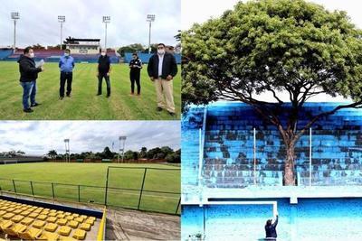 El lunes inició la inspección de estadios de la Intermedia – Prensa 5
