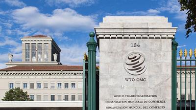Comercio mundial anota caída récord durante pico de cuarentenas