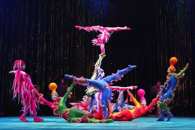 Cirque du Soleil se declara en quiebra