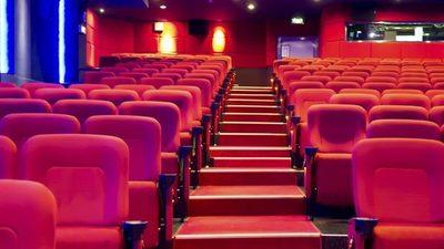 No habrá funciones en salas de cine