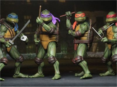 Nickelodeon relanza Tortugas Ninja Adolescentes Mutantes