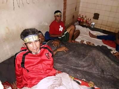 Por temor a Covid-19, presos se declaran en huelga de hambre • Luque Noticias