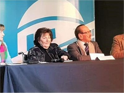 Falleció la escritora Dirma Pardo de Carugati