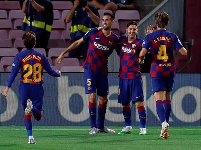 Messi se mete al exclusivo club de los 700
