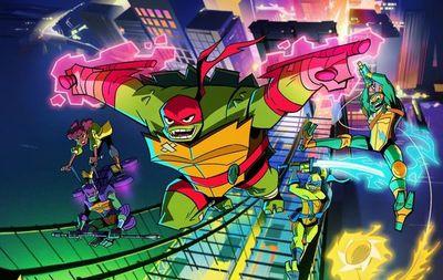 """Nickelodeon relanza """"Las Tortugas Ninja"""" con Seth Rogen"""