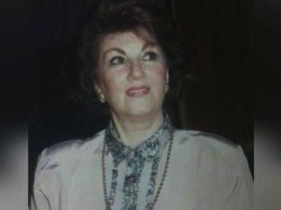 Fallece la destacada escritora   Dirma Pardo de Carugati