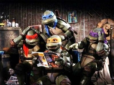 """HOY / Nickelodeon relanza """"Tortugas Ninjas Mutantes Adolescentes"""" con Seth Rogen"""