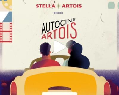El regreso del autocine de la mano de Stella Artois