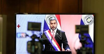 Abdo: No estamos conformes con la ejecución de Salud y vamos a hacer el esfuerzo para mejorar