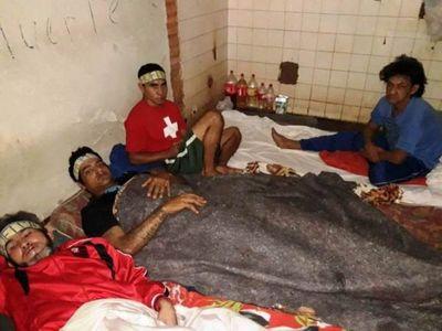 Presos hacen huelga de hambre por miedo al coronavirus