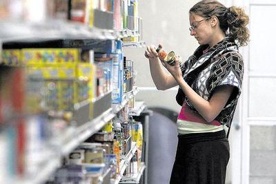 Menor inflación por bajón en la demanda