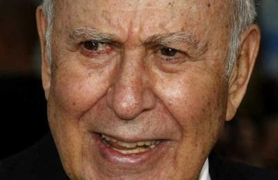 Falleció a los 98 años el actor Carl Reiner, leyenda de la comedia en Estados Unidos