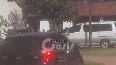 Policía dió positivo a Covid y comisaría de Mariano  Roque Alonso  fue desalojada