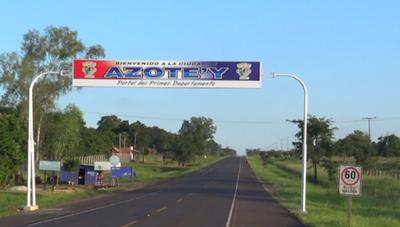 Azote'y considera un cierre total del distrito en caso de contagio masivo