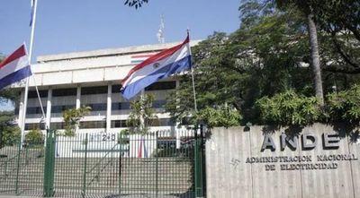 Ejecutivo extendió exoneración de facturas de la ANDE por dos meses más