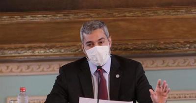 Ejecutivo dio veto parcial al proyecto que cancela facturas de Ande y Essap