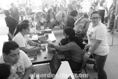 Municipalidad de Ponta Porã inicia de servicio de atención de los Camiones de la Salud y descomprime filas de espera