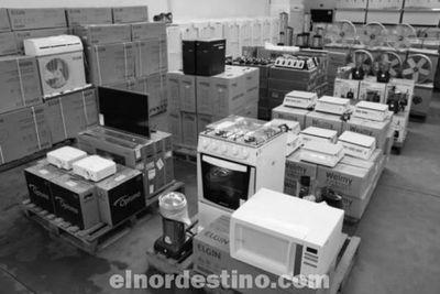 Municipalidad de Ponta Porã entregará medio millón de reales en equipamientos para las escuelas municipales