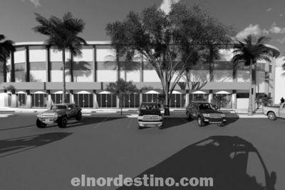 Comienza la ampliación y remodelación completa de uno de los estadios cerrados más modernos del país