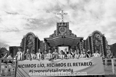 El Papa Francisco elogió a la mujer paraguaya y al Paraguay, exponiéndolos como un ejemplo para todo el mundo