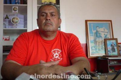 Con mil auxilios durante el año 2017 los Bomberos Voluntarios son los socorristas más laboriosos de Pedro Juan Caballero