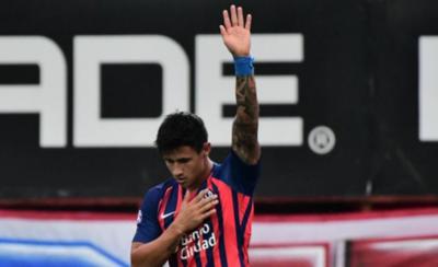 HOY / Adam anuncia su salida de San Lorenzo de Almagro