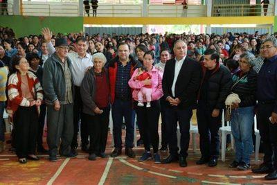 Varela anuncia refuerzos de Tekoporä