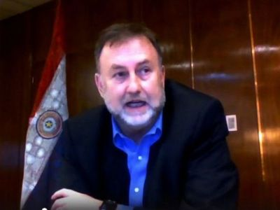 Ministro destaca previsión de rebote  hecha  por el FMI