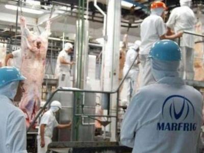 Marfrig manifestó al Ejecutivo el interés de participar del sector frigorífico y cárnico de Paraguay