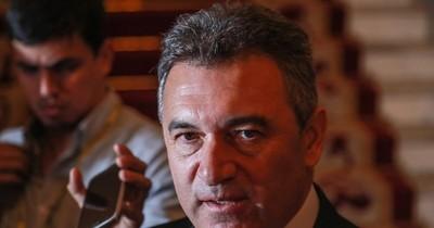 Villordo: Interpelación servirá para pedir disculpas y explicar los problemas de la Ande
