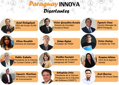 """""""Paraguay Innova"""", el evento de negocios digitales del año"""
