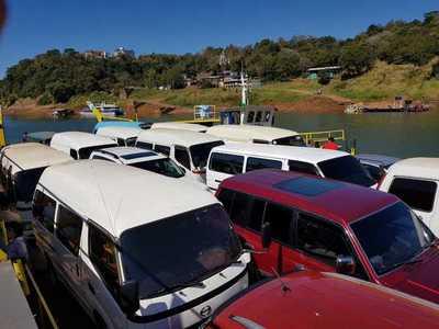 Puerto Tres fronteras, un antro del contrabando con venia de aduaneros