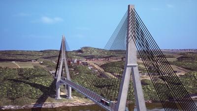 Segundo puente no será solamente para camiones