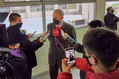 Mario Ferreiro, con medidas alternativas