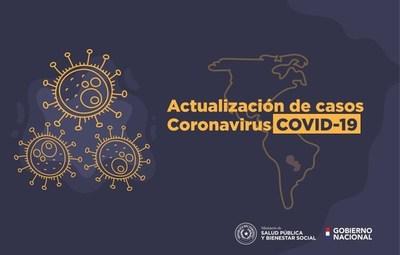 Salud confirma 43 casos positivos más del Covid-19 y siete sin nexo