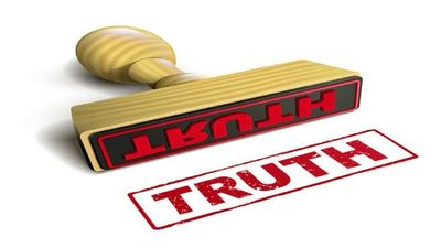 Hablar con la verdad