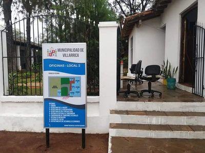 Municipalidad de Villarrica susupende actividades por posible caso de covid-19