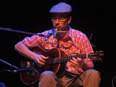 Festival de blues reúne a artistas locales