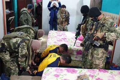 Detenido traficante de cocaína tras operativo Juego Sucio