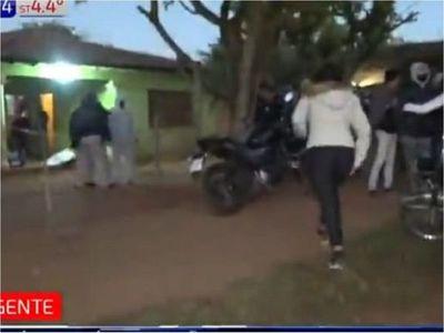 Policía mata a sus hijos y a la familia de su pareja en Capiatá