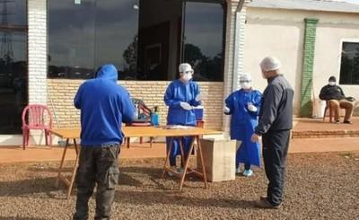 Refuerzan controles de Tuberculosis en la penitenciaría esteña
