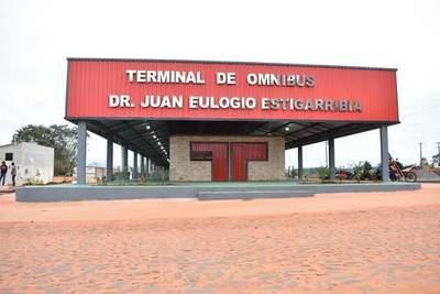 Habilitan nueva Terminal de Ómnibus en Campo 9 – Prensa 5
