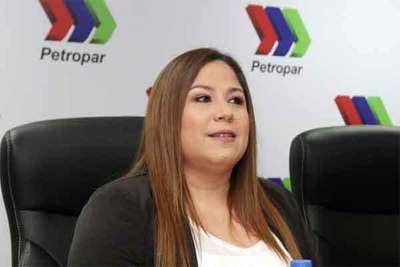 Patricia Samudio citada para imposición de medidas