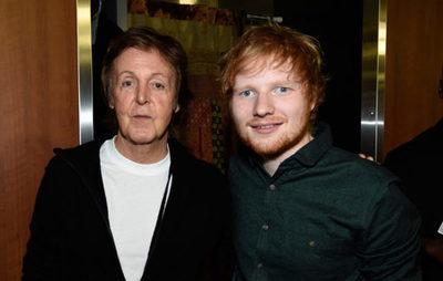 Paul McCartney, The Rolling Stones, Coldplay y Ed Sheeran se unen para salvar la industria musical