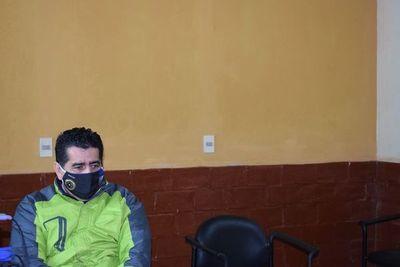Juez dicta prisión domiciliaria para intendente de San Roque González