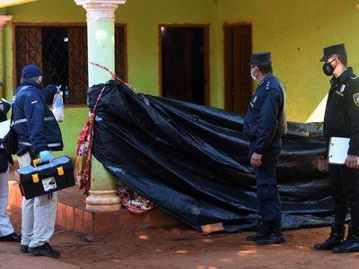 Horror  en Capiatá: Policía aniquila a una familia y luego se mata