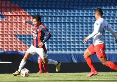 Cerro y Nacional igualan en amistoso en la Nueva Olla