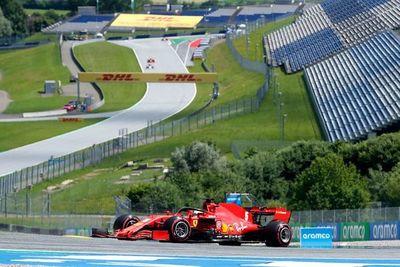 """Vettel: """"Creo que, de momento, simplemente no tenemos más"""""""