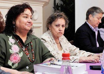 Nombran a Grazziella Corvalán como Presidenta Honoraria de la Asociación Paraguaya de Sociología