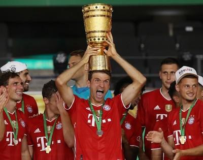 Bayern Múnich se consagra campeón de la Copa de Alemania